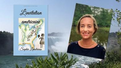 L'invitation américaine : le premier roman de Sophie Landrieux, sur le thème de l'expatriation