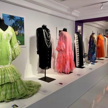 Exposition sur Celia Cruz à l'American Museum of the Cuban Diaspora