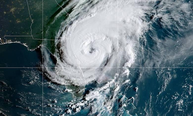 Ouragan Dorian mercredi matin