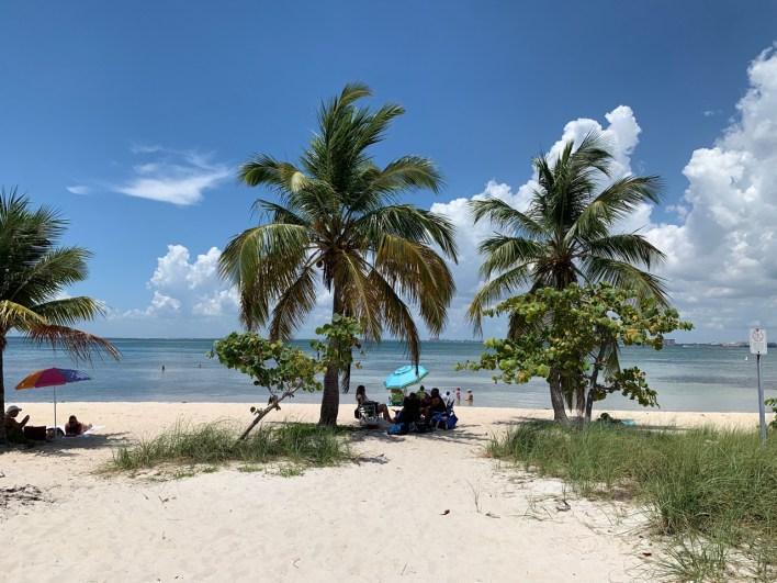 Hobie Island Beach Park sur Virginia Key