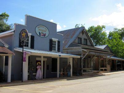 Village Confédéré d'Andersonville.