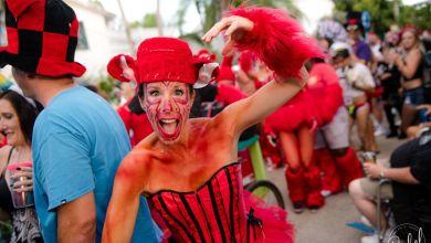 Photo of 40e Fantasy Fest de Key West : ça va être sau-va-ge !