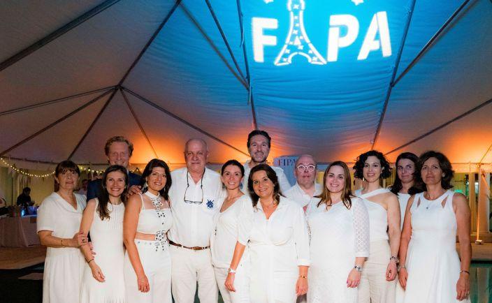 Association francophone FIPA, Gala Blanc (Crédit photo : FIPA)