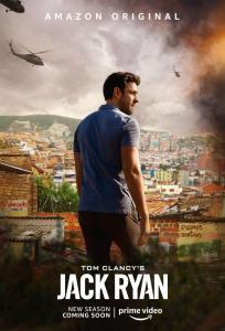 Tom Clancy's Jack Ryan (Saison 2)