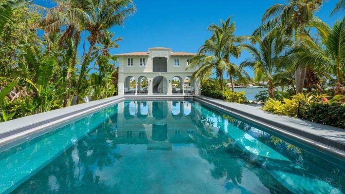 La maison d'Al Capone à Miami Beach