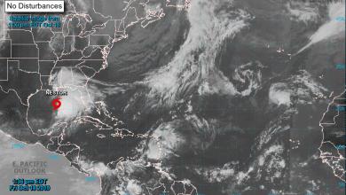 La tempête tropicale Nestor se dirige vers la Floride