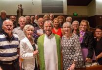 Communauté catholique de Broward, avec le père Jean-Pierre Guay