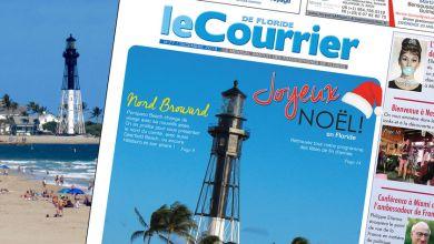 Photo of Le Courrier de Floride de Décembre 2019 est sorti !