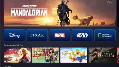 Photo de Lancement de «Disney+», nouvelle chaîne de vidéos à la demande