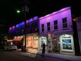 Le quartier du City Market de Charleston
