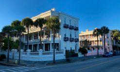 Edmondston-Alston House dans le quartier de The Battery à Charleston