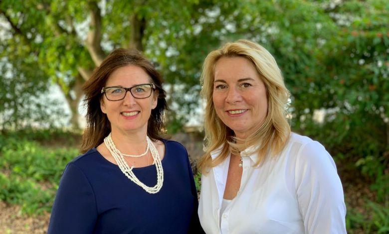 Rachelle Buyak et Carolyn Crête-Kaufman agents immobiliers en Floride
