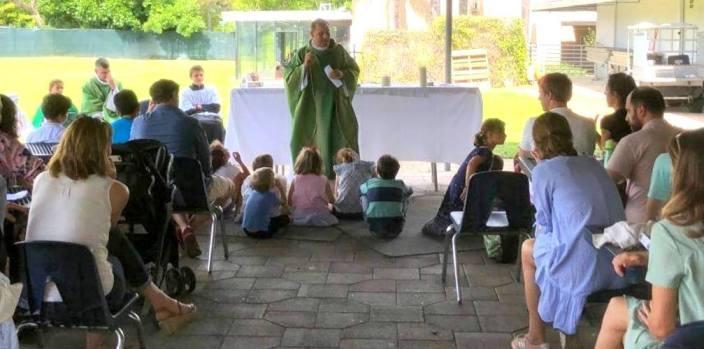 Retraite, Communauté Catholique Francophone de Miami (Crédit photo : CCFM)