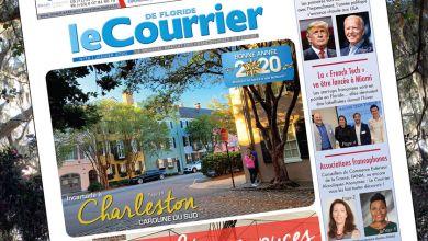 Photo of Le Courrier de Floride de Janvier 2020 est sorti !