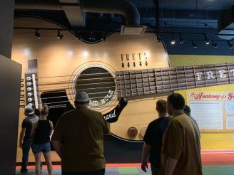 Country Music Hall of Fame de Nashville