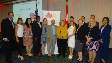 Photo de La Chambre de Commerce Canada-Floride a fêté ses 10 ans : nos photos !