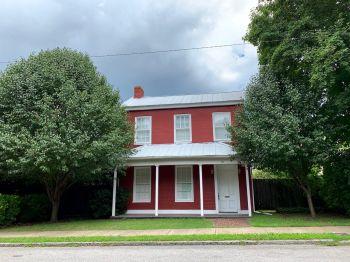 La maison de Frank et Jesse James