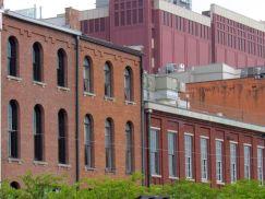 Lower Broadway et ses honky-tonks à Nashville, Tennessee