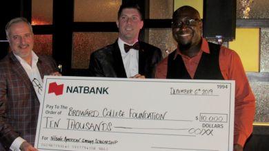 Photo de Natbank, les photos de l'anniversaire : la banque a fêté ses 25 ans en Floride !