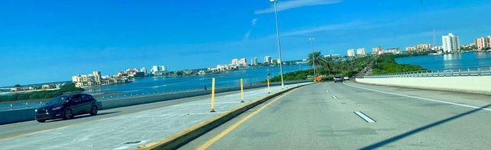 Vue de Clearwater