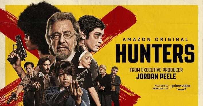 Hunters (saison 1) sur Amazon Prime