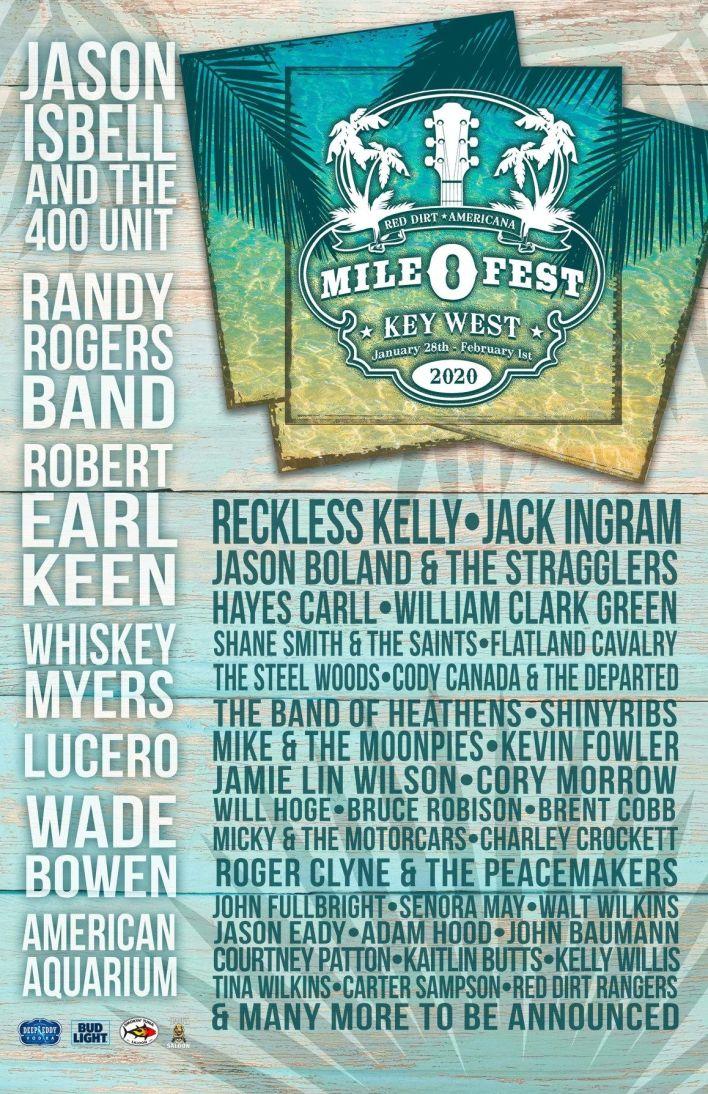 Key West : Mile0Fest