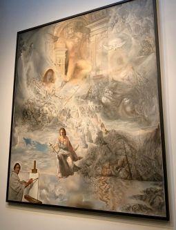 """Le """"Concile œcuménique"""" au Salvador Dali Museum de St Petersburg"""