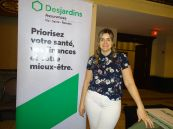 Desjardiins Assurances (Chantale Normand-Rancourt, Portes Ouvertes Desjardins Bank
