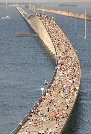 Seven Mile Bridge Run