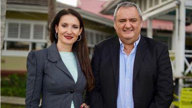 Photo de Une liste «Frank Bondrille et Axelle Gault» aux élections consulaires de Floride