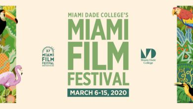 Photo of Des films français et canadiens en mars au 37e Festival du Film de Miami
