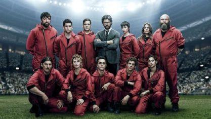 Money Heist / La Casa De Papel (saison 4)