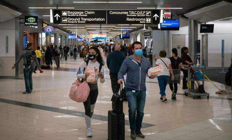 Coronavirus : que doivent-faire les Canadiens en Floride ?