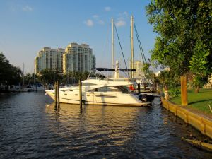 Quartier de Tarpon River à Fort Lauderdale