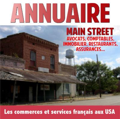 Annuaires des entreprises françaises aux Etats-Unis