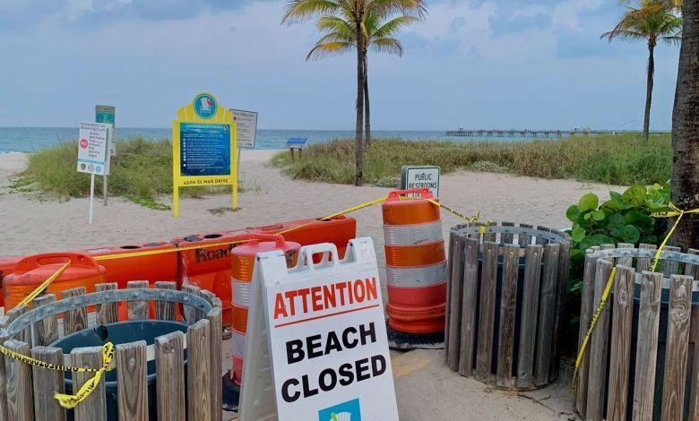 Le déconfinement à débuté en Floride
