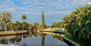 Ville de Wilton Manors en Floride
