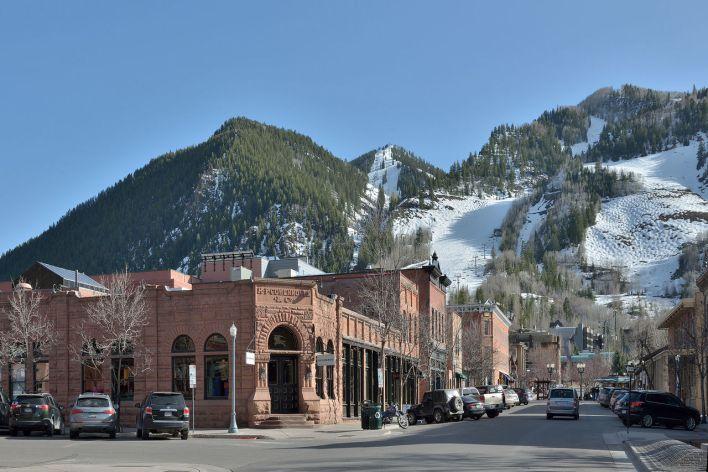 Aspen (Colorado) : la plus célèbre station de ski des Etats-Unis