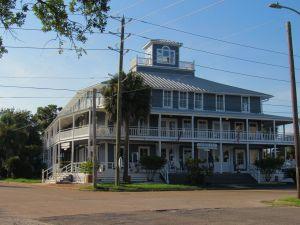 Le Gibson Inn d'Apalachicola en Floride