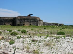 Fort Pickens à Pensacola