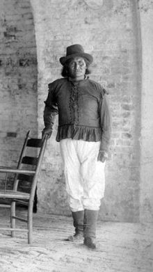 Geronimo au Fort Pickens