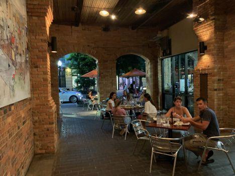 Restaurant sur Palafox Street à Pensacola