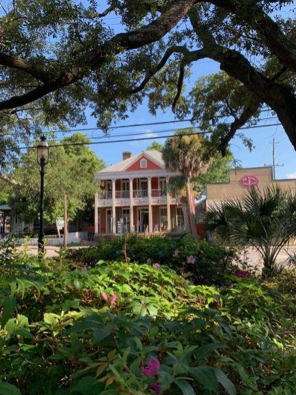 Quartier de Seville Park à Pensacola