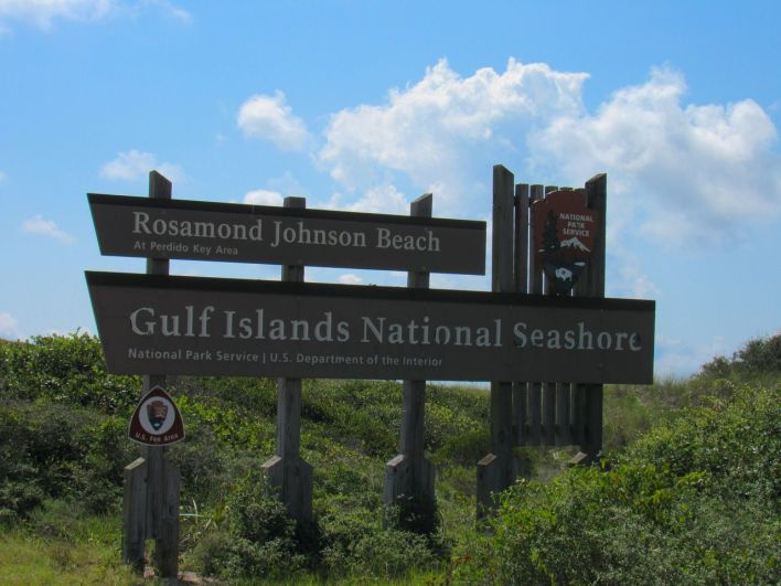 Gulf Islands National Seashores