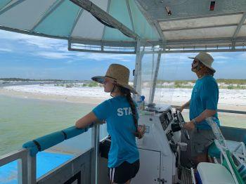 Shell Island à Panama City Beach