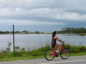 Ma Road 30A près de Seaside en Floride