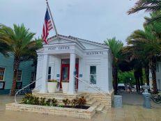 Le beau bureau de poste de Seaside en Floride