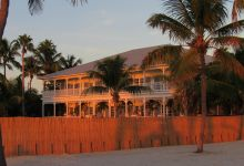 Photo de Le Français Hubert Baudoin a vendu Morada Bay (îles Keys de Floride)