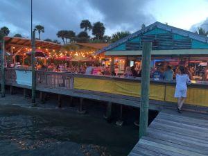 Le Tiki Bar & Grill de Sebastian