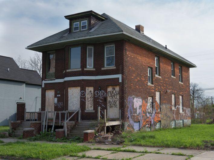 Maison à Détroit